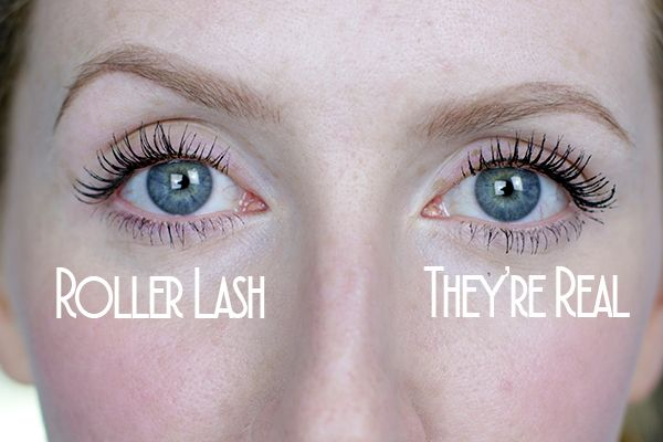 d3444b89502 they're real vs rollerlash | makeup/nails/hair | Benefit roller lash ...
