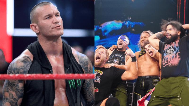 Chris Jericho Thanks Randy Orton For Watching Aew Dynamite Wrestling News Chris Jericho Wrestling News Jake The Snake Roberts