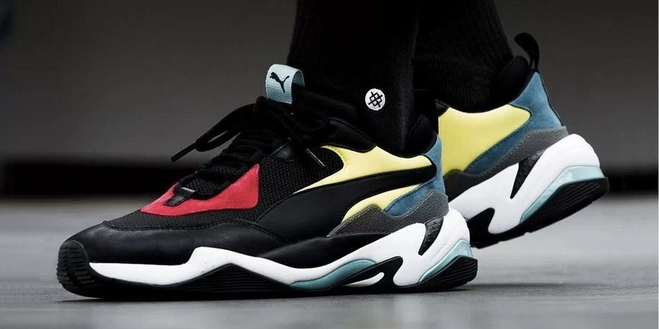 PUMA s Chunky Thunder Spectra Is Coming Soon  ccb711c23