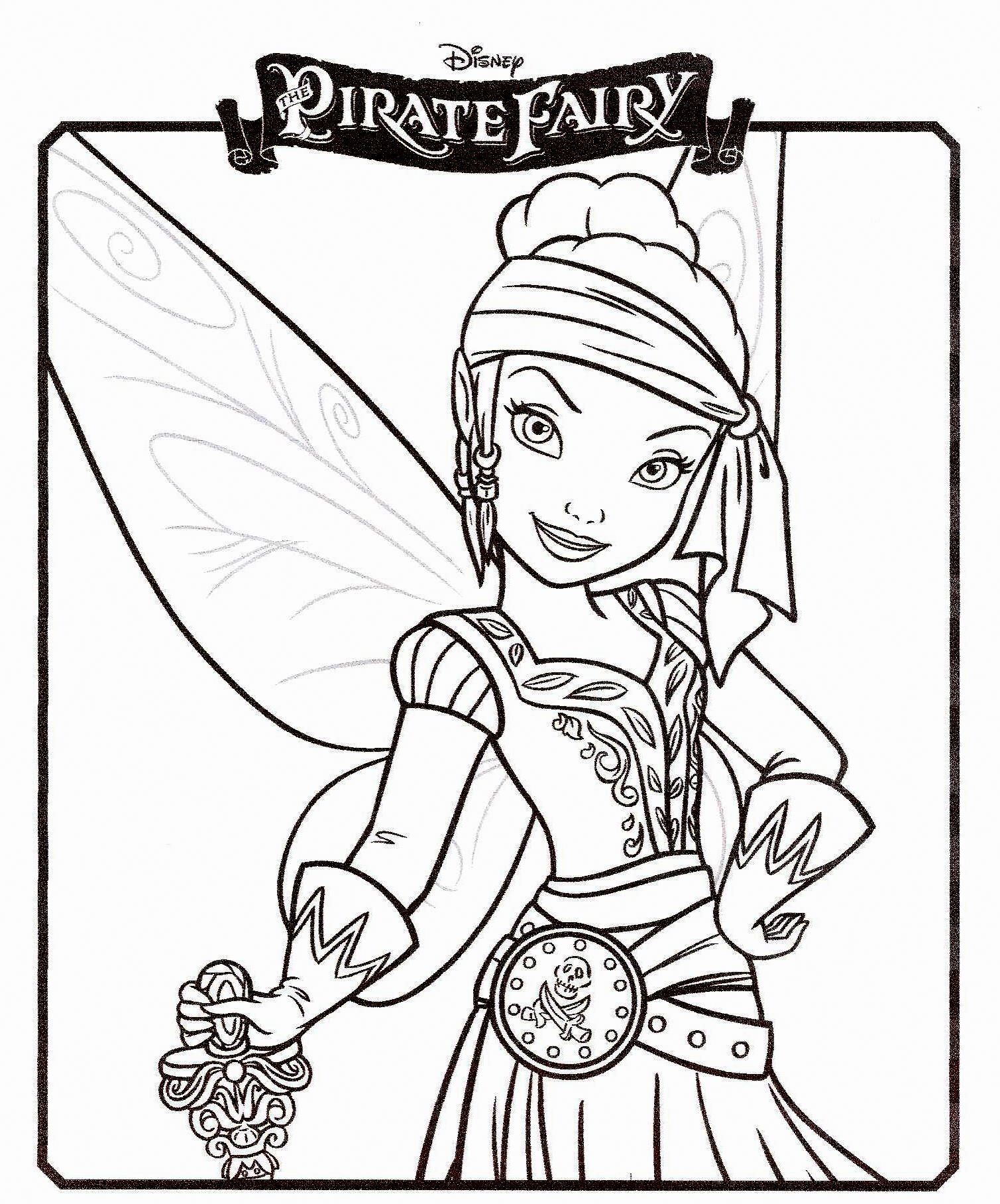 Fairy coloring pages, Fairy coloring, Tinkerbell coloring pages
