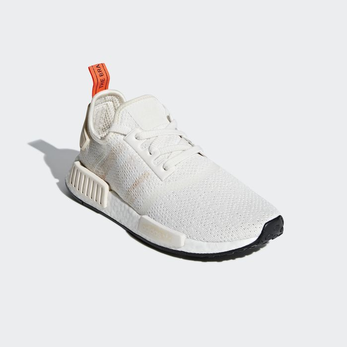 new york ba5db 35d30 NMD R1 Shoes Chalk White 8.5 Womens
