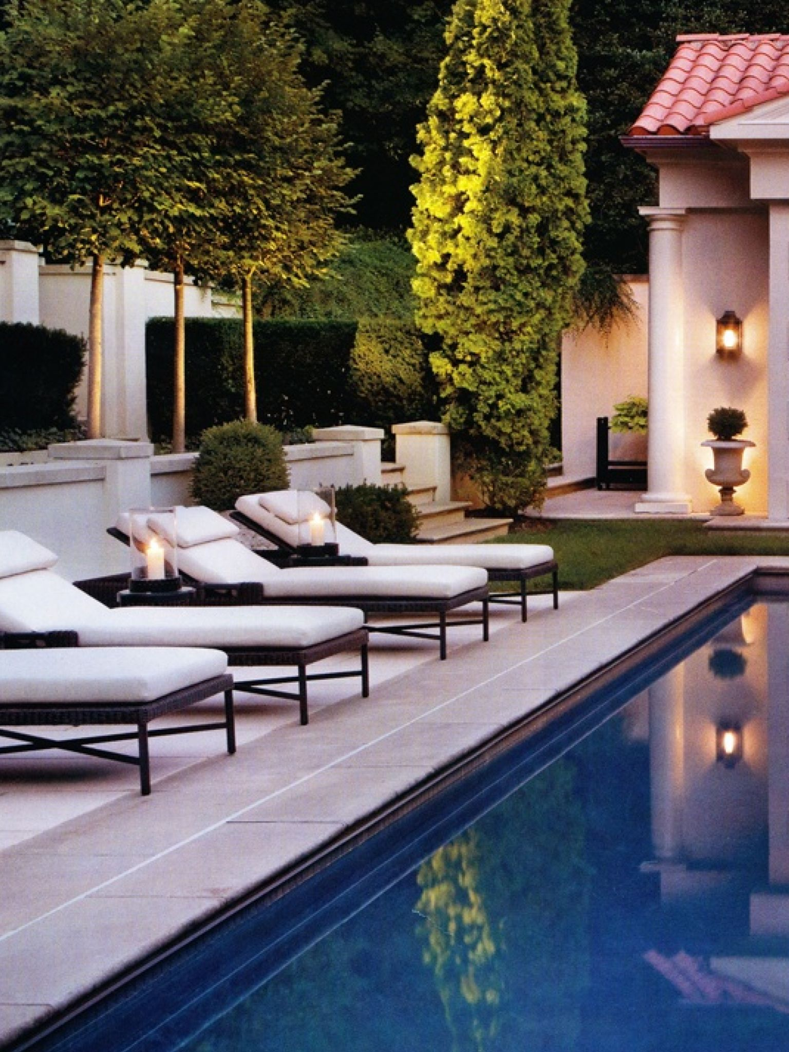 love the coping pool pinterest outdoor living backyard and
