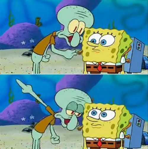 Dont You Squidward Blank Meme Template Imgflip Spongebob Faces Spongebob Squidward Meme