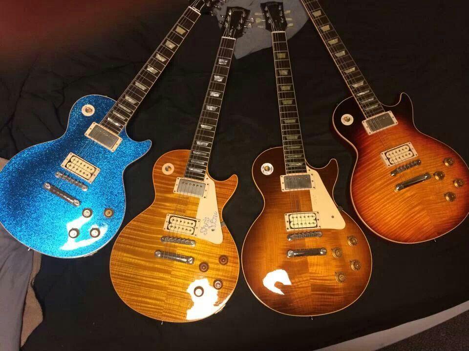 58 58 59 60 Gibson Les Paul Les Paul Guitars Les Paul
