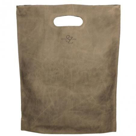 pieterszoon-handtas-plastic-bag-grijs 01
