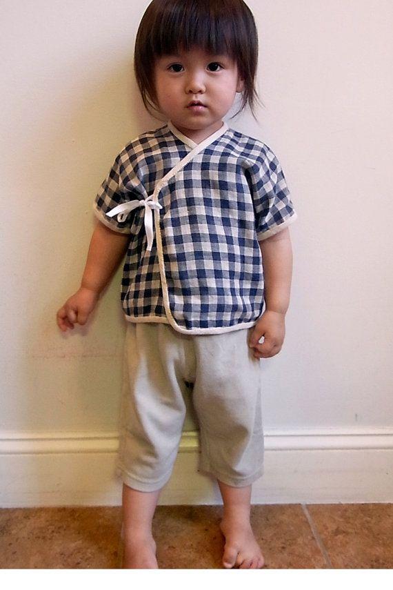 BABY KIMONO. KURI Clothes For Kids / Handmade in Brooklyn ...