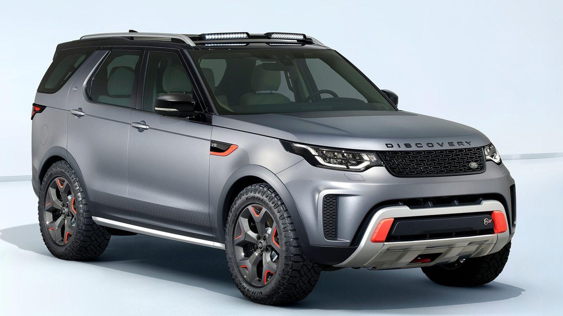 2018 Land Rover Lr4