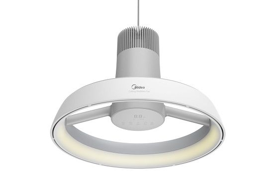 Welcome To Midea Global Ceiling Fan With Light Bladeless