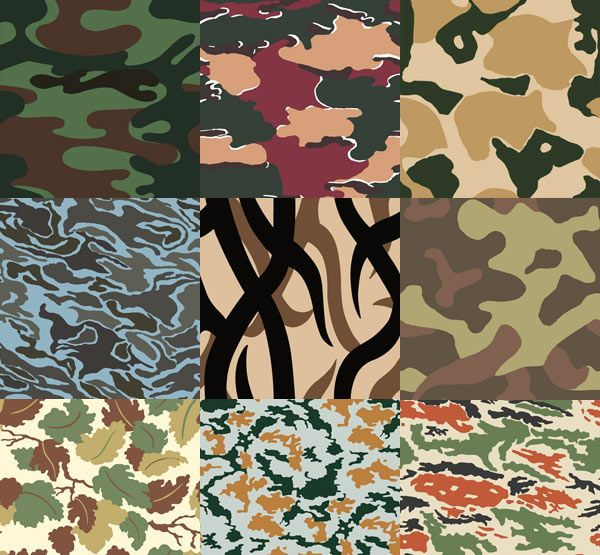 picture about Printable Camo Stencils referred to as Graphic matter for -Free of charge printable camo types - 403