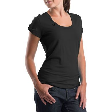 MEC Lana Short-Sleeved Top (Women's) - Mountain Equipment Co-op. Free Shipping Available