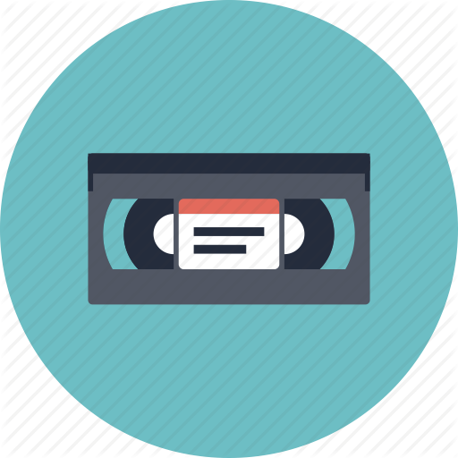 Cassette Film Movie Oldchool Tape Vcr Vhs Icon Download On Iconfinder Cassette Vhs Icon