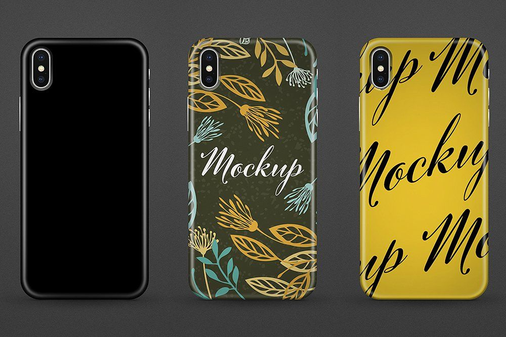 4588+ Iphone Mockup Case Popular Mockups Yellowimages