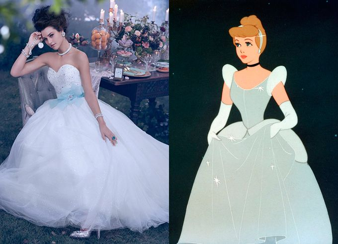 Elegant Cinderella us wedding dress features a sweetheart neckline and traditional princess skirt we ure not