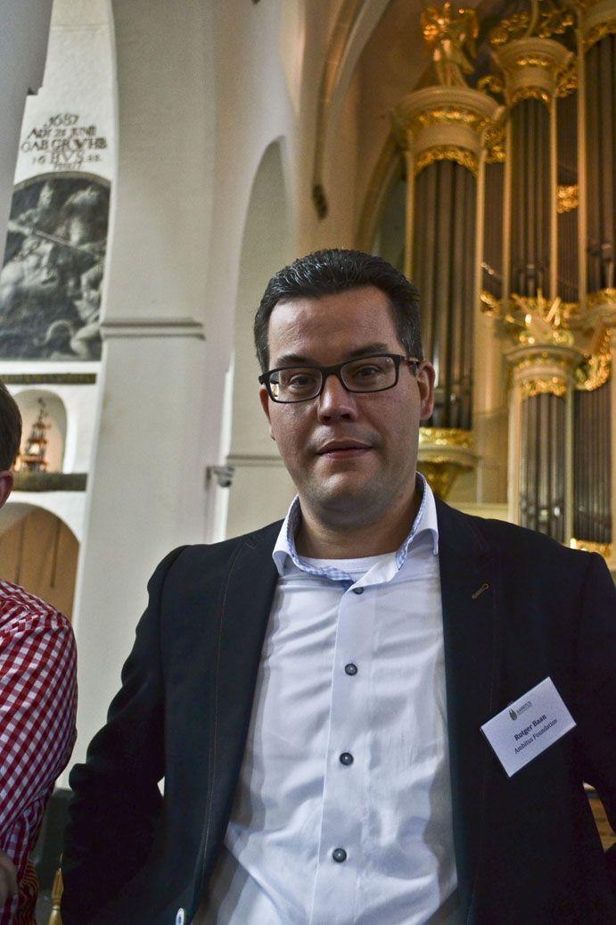 Rutger Baan, Ambitus Foundation orgelconcours, Voorronde, Sint-Joris, Amersfoort