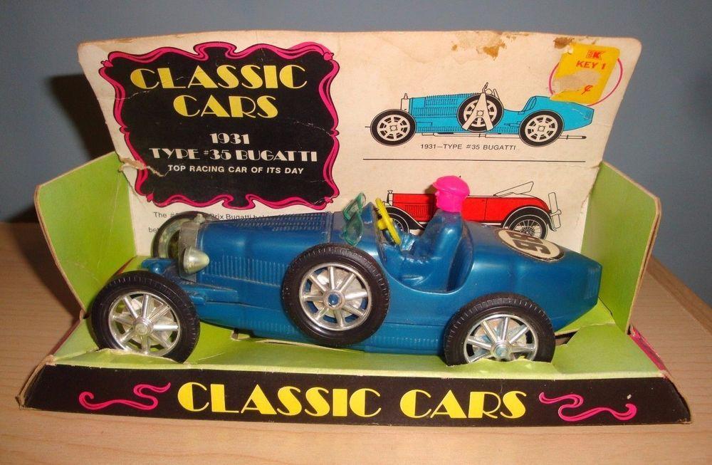 196070s Tim Mee Processed Plastic 1931 Type 35 Bugatti 7