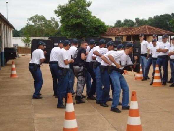 Cigcoe promove curso de treinamento de segurança de autoridades