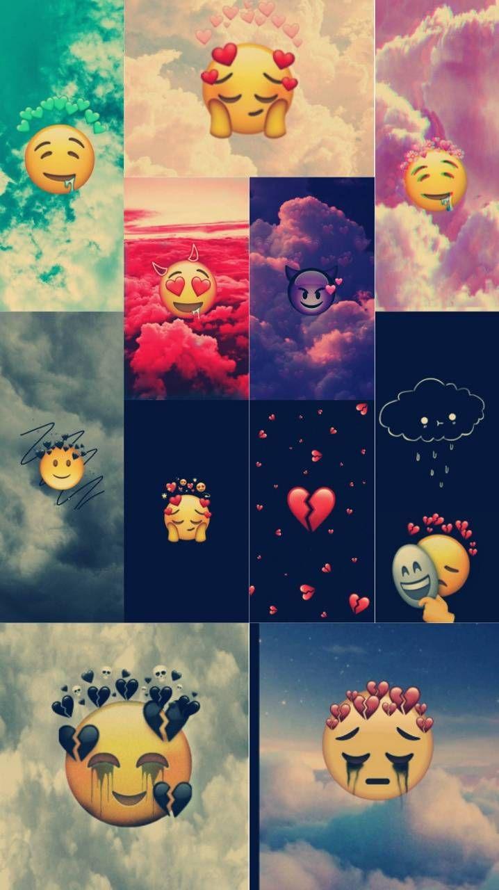 Emoji lovers  wallpaper by Jugheadfan - 38 - Free on ZEDGE™