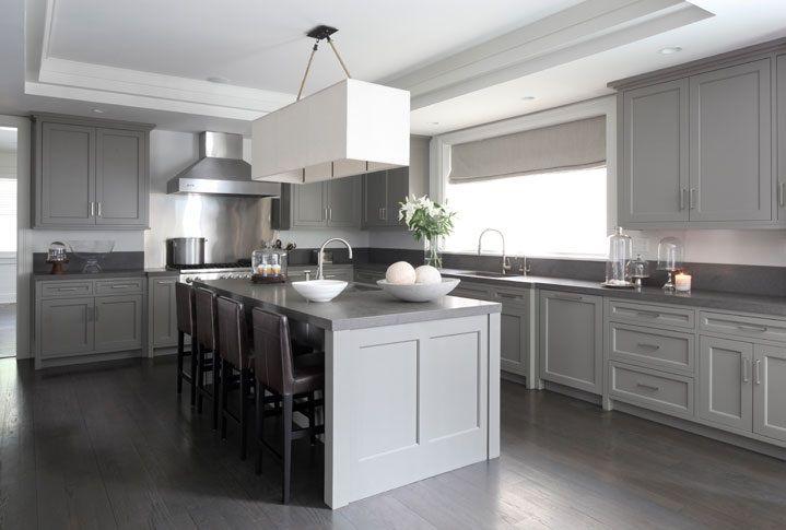 Best Medium Gray In Kitchens Part Ii Interior Design New 640 x 480