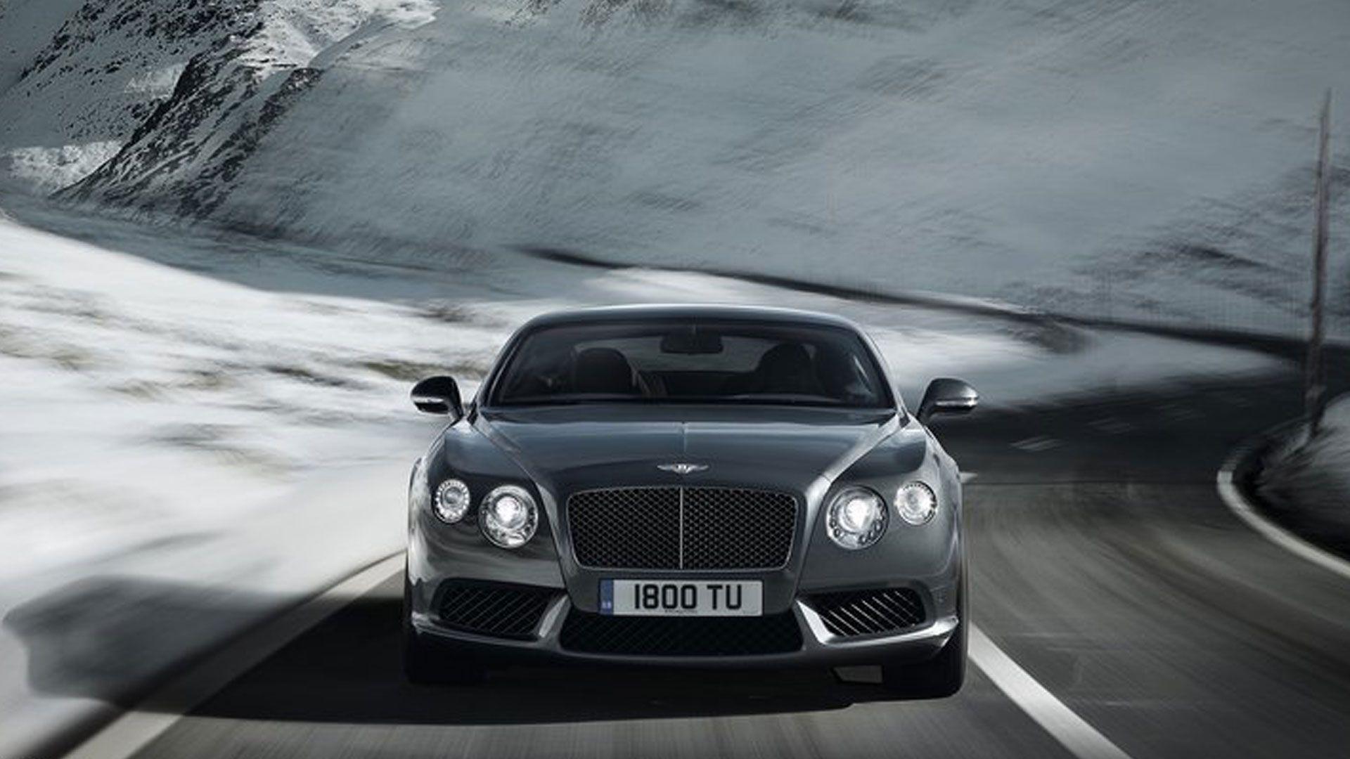 Bentley wallpaper