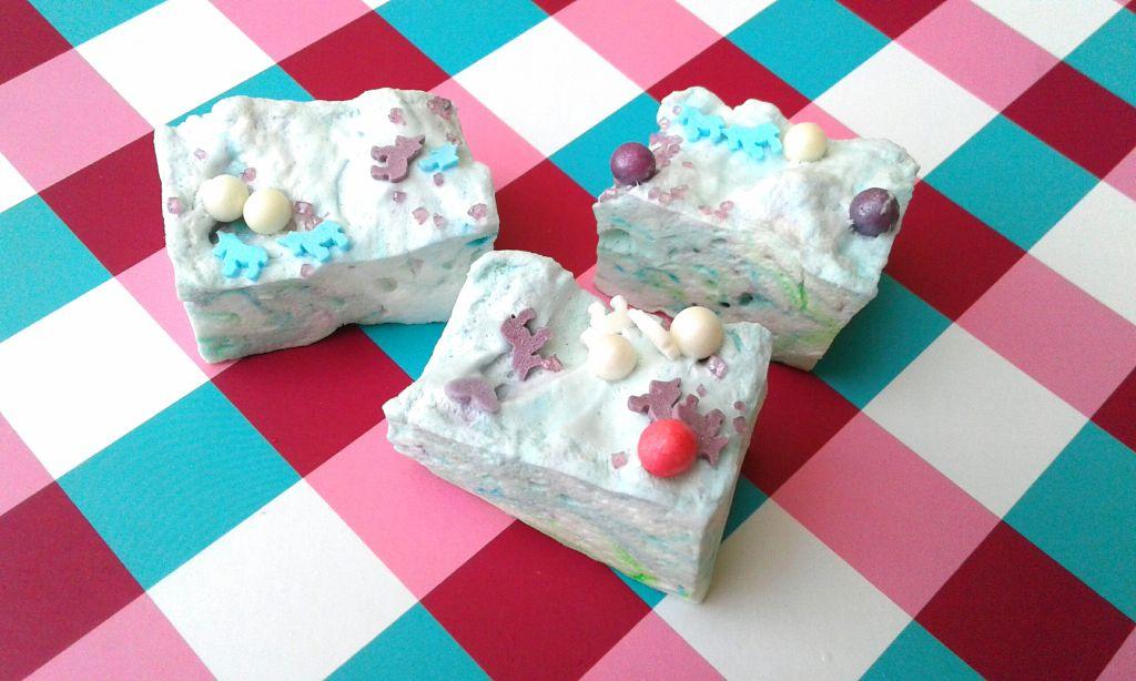 Fluffige Marshmallows selber machen