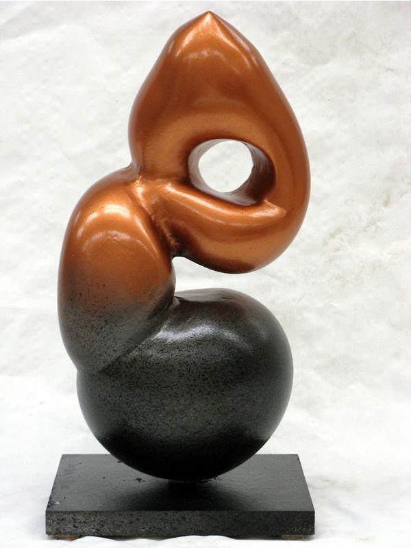 Automatic Sculpture Project, Art 233 | Sculpture Non-objective ...