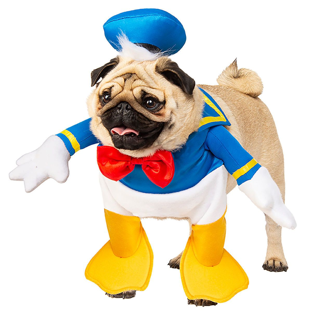 Donald Duck Pet Costume By Rubie S Pet Costumes Dog Costumes