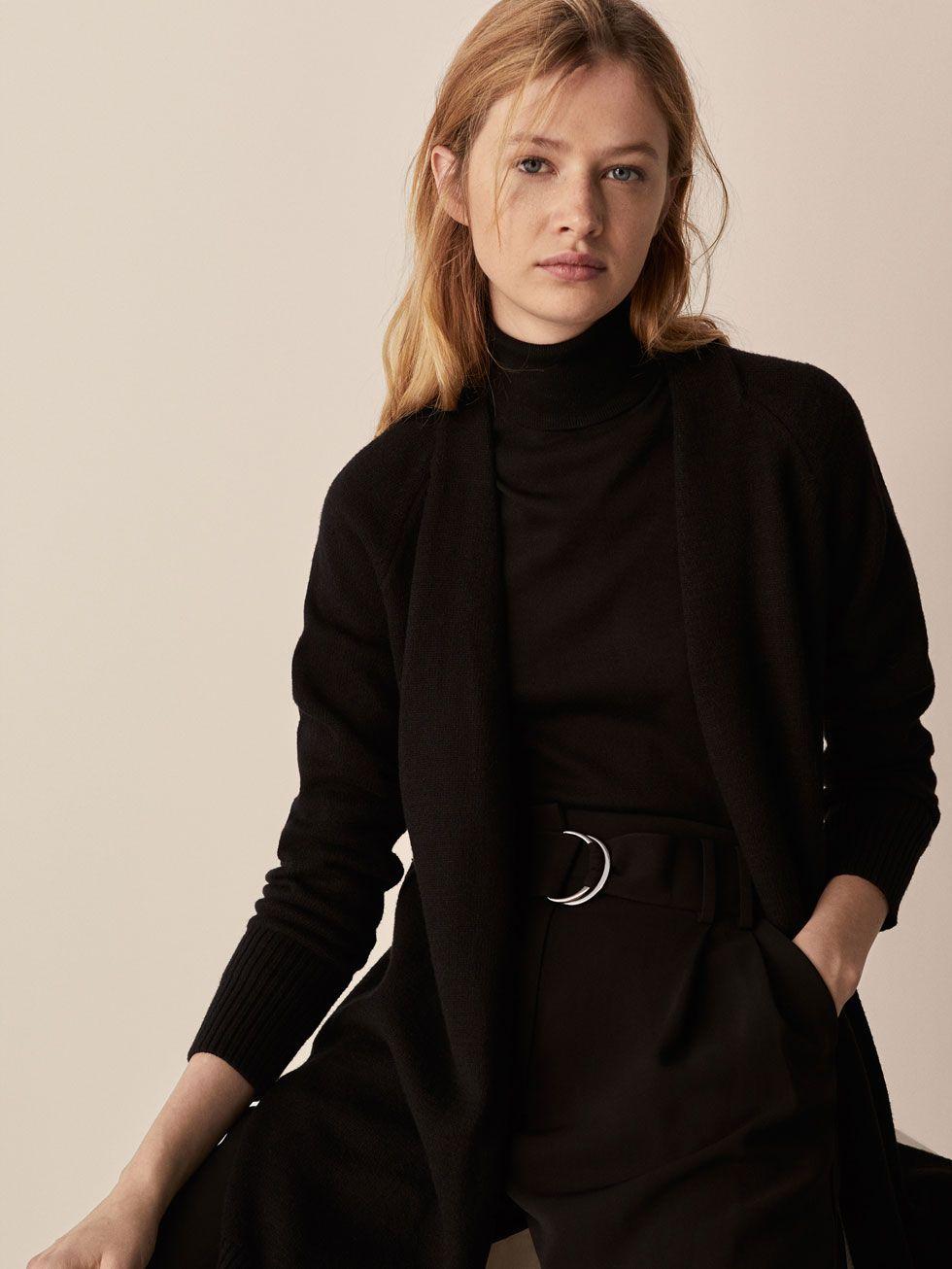 Zhenskie Kofty I Svitera Rasprodazha Vesna Leto 2018 Massimo Dutti Cardigans For Women Plain Cardigan Fashion