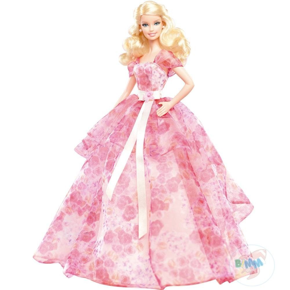 Celebrating hopes and dreams, Birthday Wishes Barbie doll is perfect for commemorating that special day at any age! Description from sears.com. I searched for this on bing.com/images