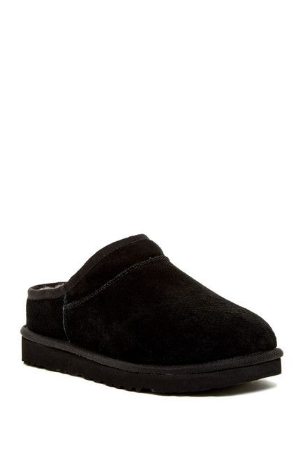84246a38e Image of UGG Australia Classic UGGpure(TM) Lined Water Resistant Slipper