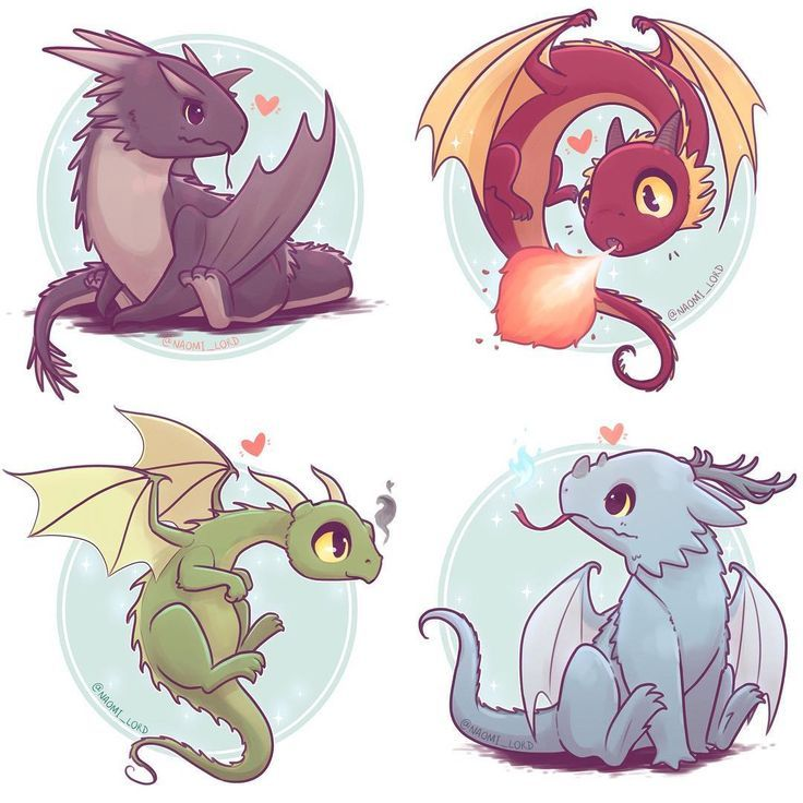 """Naomi Lord on Instagram: """"All the triwizard dragons! � Which one is your favourite? :3 � • Also this weeks giveaway is now closed and the winner has been messaged…"""""""