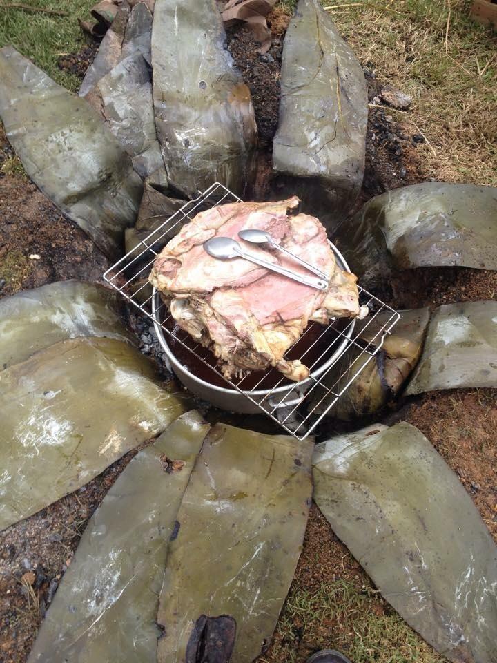 Barbacoa de hoyo hidalgo mexico cocina mexicana for Comida para barbacoa