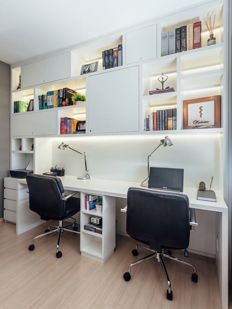 Pin by Adriana Palmieri on Home Office  Oficinas Oficina