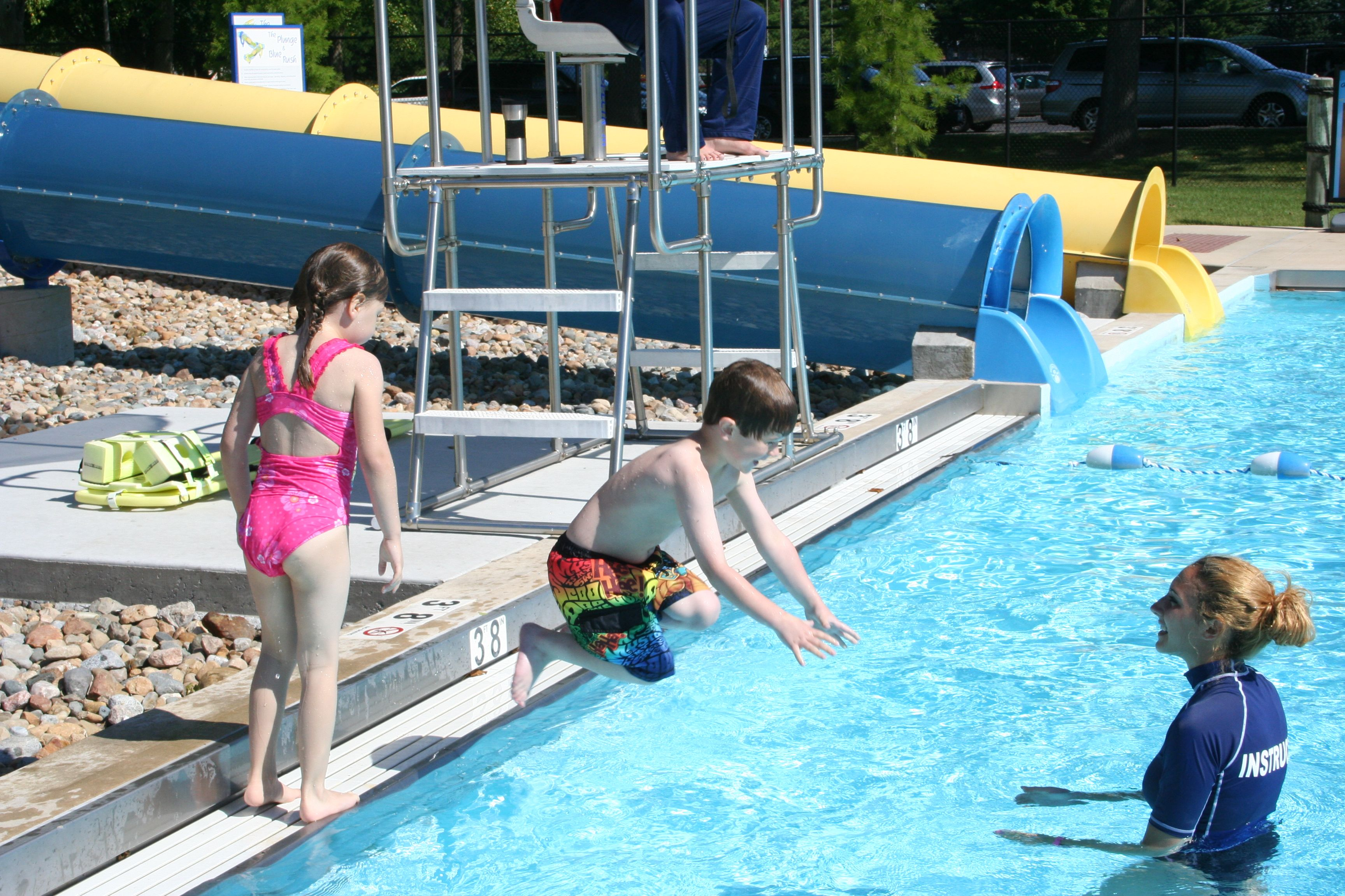 Sholem aquatic center champaign il parks and - Tully swimming pool opening hours ...