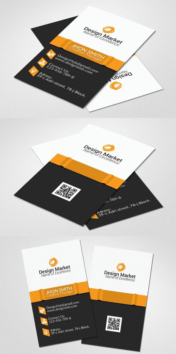 Vertical Business Card Template Vertical Business Card Template Vertical Business Cards Business Card Template