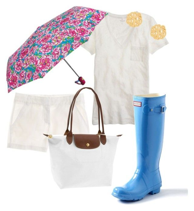e6d150c64a2 Lilly Rain | My Polyvore Finds | Hunter wellington boots, Chino ...