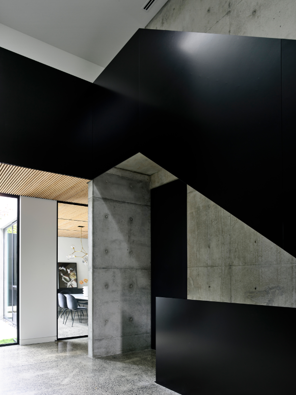 Light Vault House Architect Timber Ceiling House
