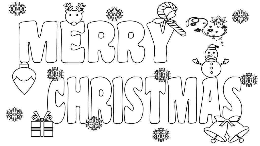 Merry Christmas Coloring Pages Printable Merry Christmas Coloring Pages Christmas Coloring Sheets Christmas Colors