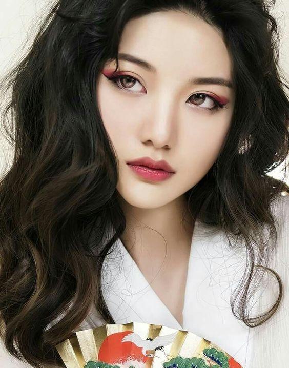 Resultado de imagen para maquillaje japones