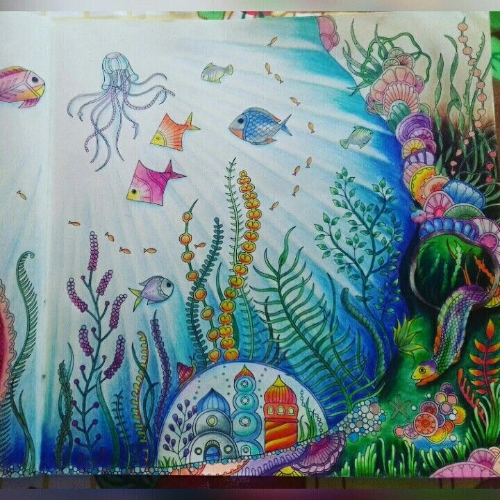 Johanna Basford Adult Coloring Books Colouring Faber Castell Amazing Art Argentina Backgrounds Pencils
