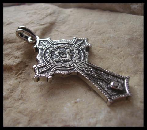 Freemason Pendant Inspired By Several 11th Century Scandinavian