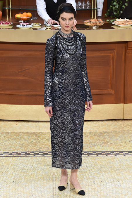 Chanel, Look #72