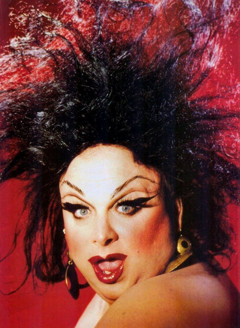 Image result for divine drag face