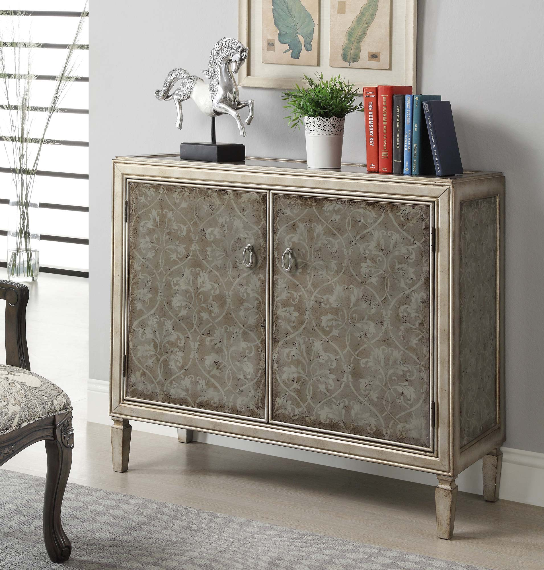 Two Door Chest | Coast to Coast Imports | Home Gallery Stores