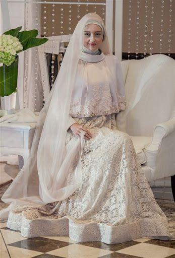 Model Gaun Pengantin Muslimah Terbaru Dan Syar I Muslim Wedding