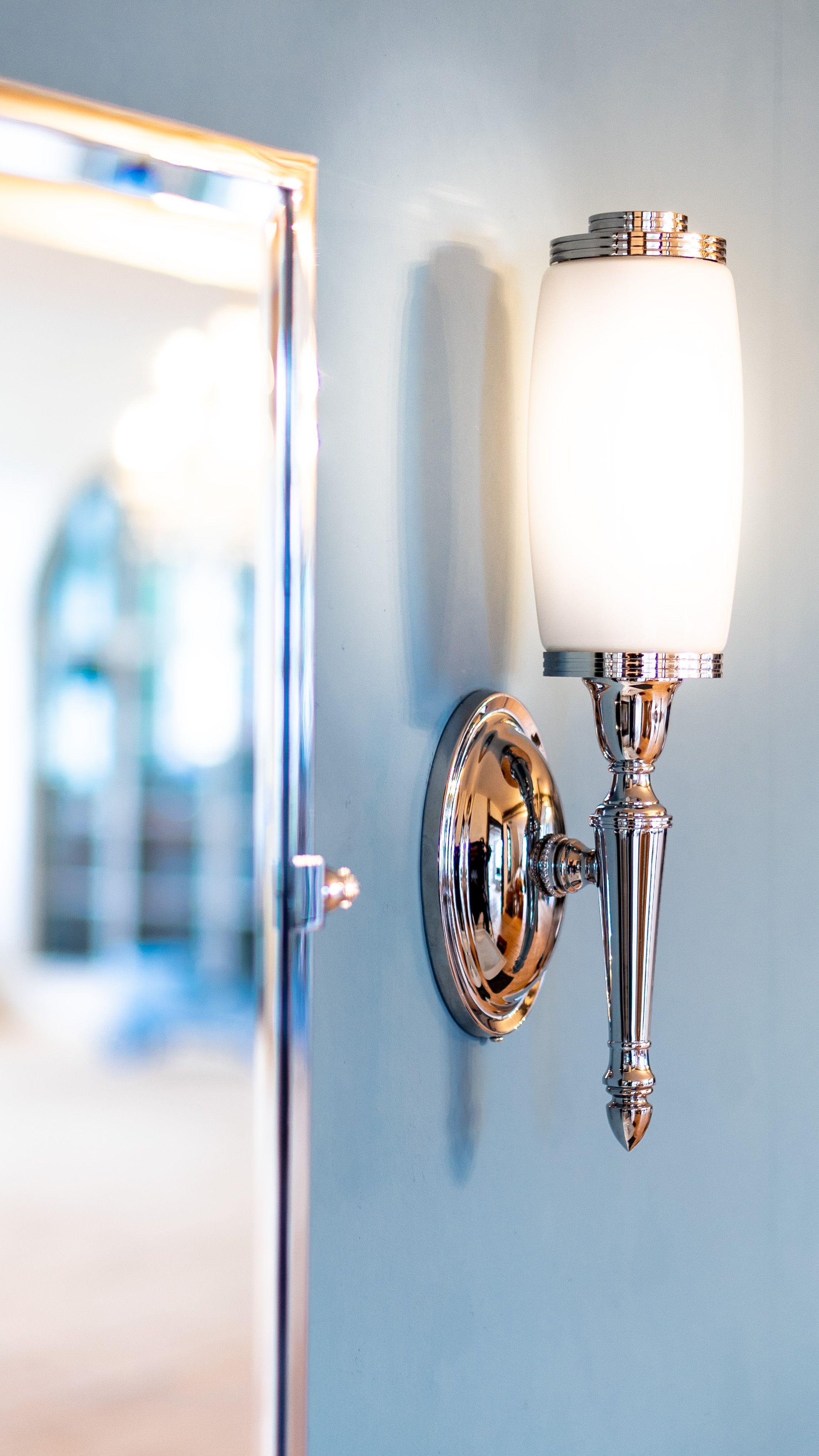 Nostalgie Badezimmerleuchte Badezimmerleuchten Badezimmerlampe Traditionelle Bader
