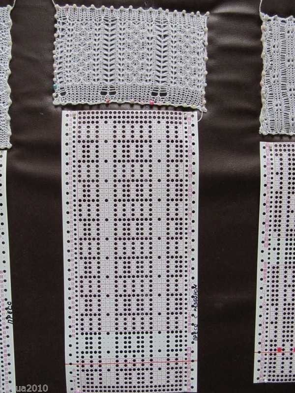 3 punch cards for Brother Knitting Machines Singer\\Silver ...