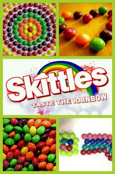 Skittles #sweets #skittles | things we like: food ...