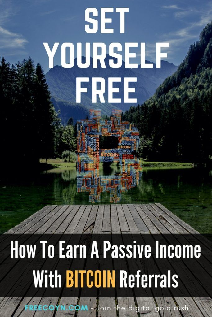 Generate a passive income from bitcoin faucet referrals earn generate a passive income from bitcoin faucet referrals earn bitcoin online bitcoin ccuart Images