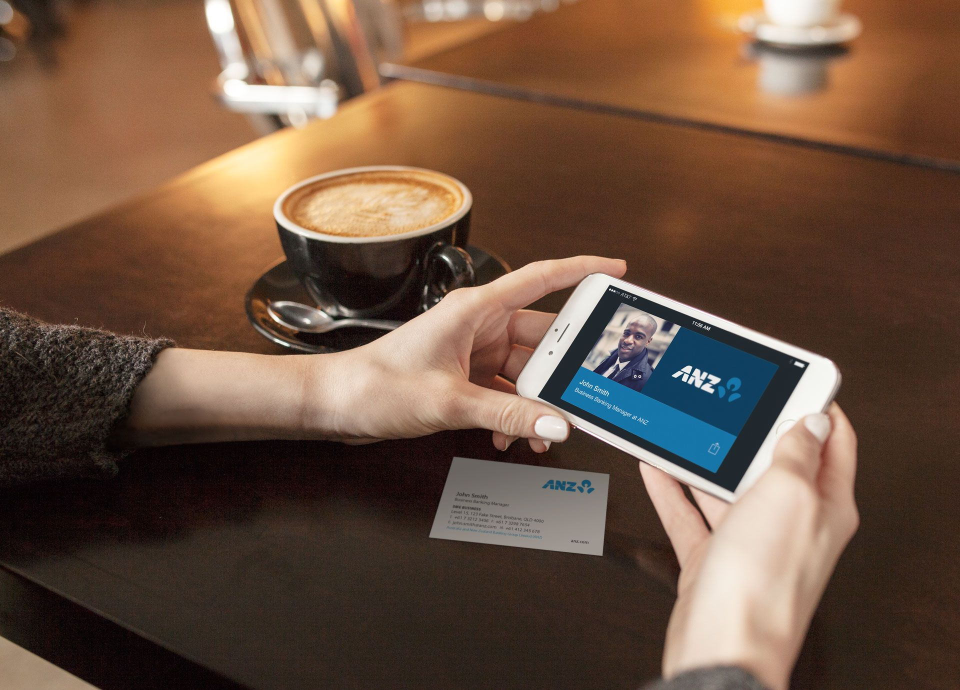Haystack is your new business card. Haystack stores and updates the ...