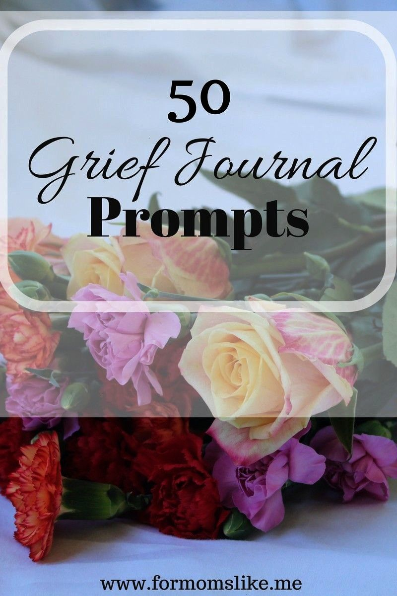 journal prompts to help us cope with loss50 grief journal prompts to help us cope with loss Grief activities for elementary school students This Grief Workbook helps stud...